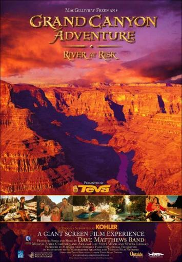 Grand Canyon Adventure River at Risk Movie Poster (11 x 17) B5IPJ9KKKBSUNTKH