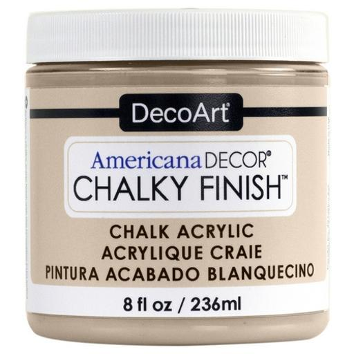 Deco Art Adc2436 Americana Decor Chalky Finish Paint 8Oz Heirloom