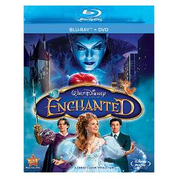 Enchanted (blu-ray/dvd/2 disc combo) BR106479