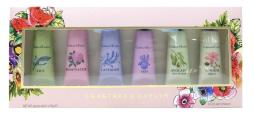 Crabtree & Evelyn Ultra-Moisturising Hand Therapy 6 Piece Set: Lily, Rosewater, Lavender, Iris, Avoc