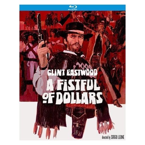 Fistful of dollars (1964/blu-ray/special edition/4k restoration/ws 2.35) DQMQ4O9JT7XKVPFQ