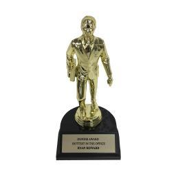 Ryan Howard Hottest In The Office Dundie Award Trophy Dundee Dunder Mifflin Gift