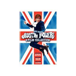 AUSTIN POWERS 1-3 COLLECTION (DVD/3FE) 794043148118
