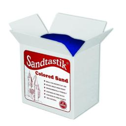 SANDTASTIK PRODUCTS INC. COL25LBBOXPNK 25 LB BOX OF PINK SAND- 11.34kg