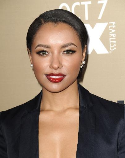 Kat Graham At Arrivals For American Horror Story: Hotel Season Premiere, Regal Cinemas L.A. Live Stadium 14, Los Angeles, Ca October 3, 2015.