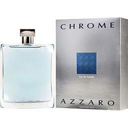 Chrome By Azzaro , Edt Spray 6.8 Oz