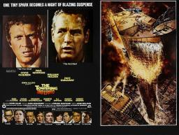 The Towering Inferno Movie Poster Masterprint EVCMSDTOINFE001H
