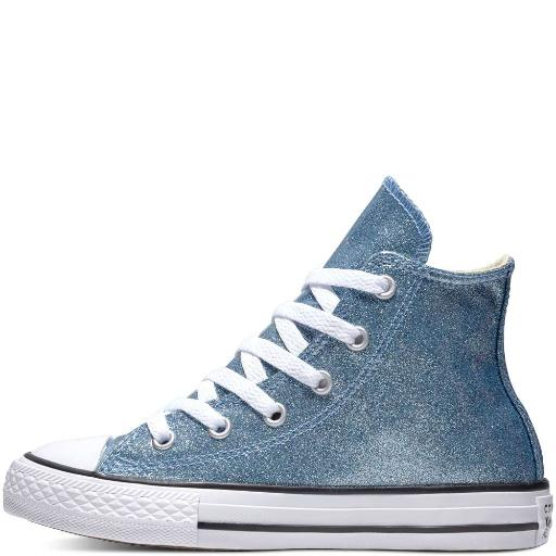 9c874ad034e4 Kids Converse Girls Chuck Taylor All Star High Top Hight Top Lace Up  Fashion .