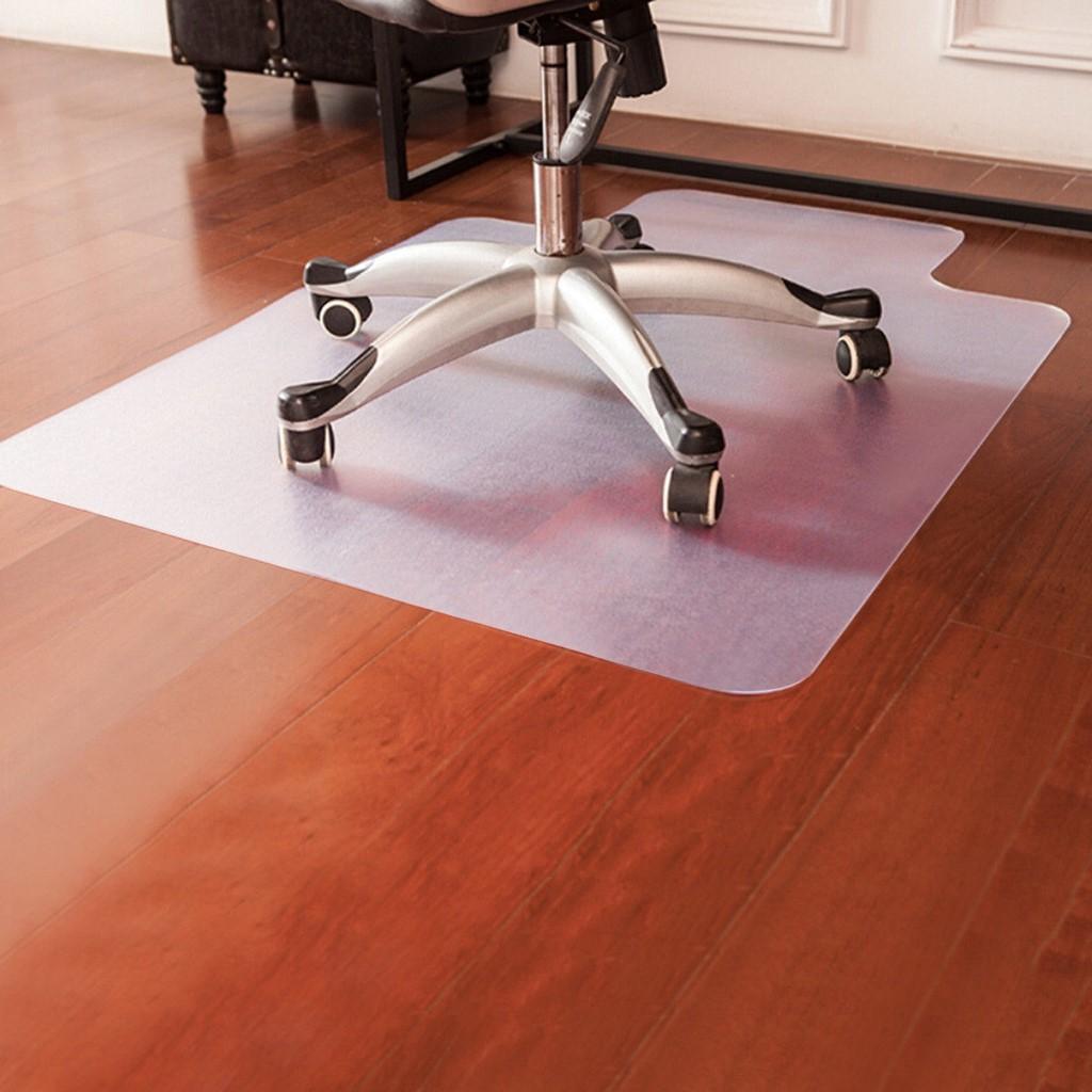 """48 x 36"""" PVC Home Office Chair Floor Mat"""""""