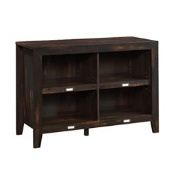 "Sauder 422596 Dakota Pass Anywhere Console, For TV's up to 42"", Char Pine finish"