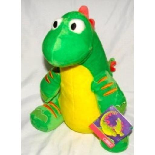KOHLS CARES DINOSAURUMPUS 12  PLUSH Dinosaur*Dinosaurumpus! By Tony Mitton Book*Kohls plush