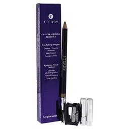 By Terry Crayon Sourcils Terrybly Eyebrow Pencil Definer, No.1 Basic Nude, 0.04 Ounce