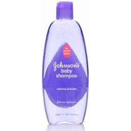 JOHNSON'S Baby Shampoo with Natural Lavender 15 oz (Pack of 2)