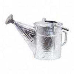 Behrens High Grade Steel 210 2.5 Gallon Hot Dipped Galvanized Steel Watering Can
