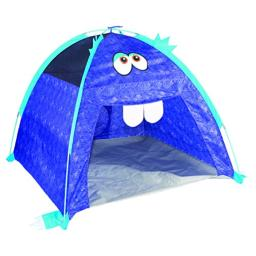"""Pacific Play Tents 20303 Kids Furry Little Monster Dome Tent Playhouse, Purple, 48"""" x 48"""" x 42"""""""