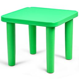 Kids Play & Learn Portable Plastic 24 Square Table""