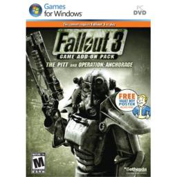 Fallout 3 Game Add-On Pack: The Pitt and Operation Anchorage - PC