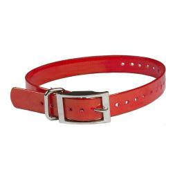 The Buzzard'S Roost Collar-S-R Red The Buzzard'S Roost Collar Strap 1 Red 1 X 24
