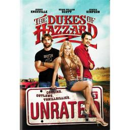 DUKES OF HAZZARD (2005/DVD/WS 2.40/UNRATED) 12569736658