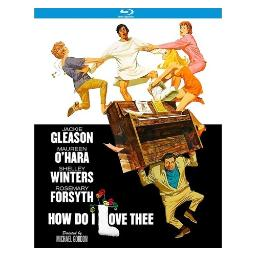 How do i love thee? (1970/blu-ray/ws 1.78) BRK23094