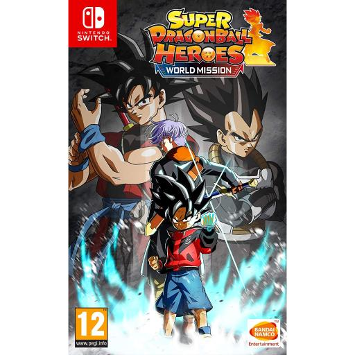 Super Dragon Ball Heroes for Nintendo Switch