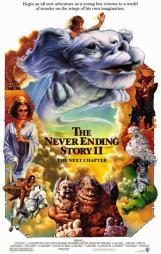 Neverending Story 2 the Next Chapter Movie Poster (11 x 17) MOV193424