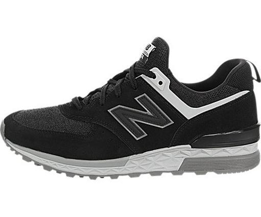 the latest 90842 ff6cb New Balance 574 Sport Black MS574CC