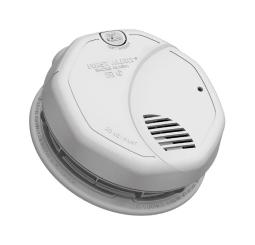 First Alert Hard-Wired w/Battery Back-up Ionization/Photoelectric Dual Sensor Smoke Detector - Case Of: 1; Each Pack Qty: 1;