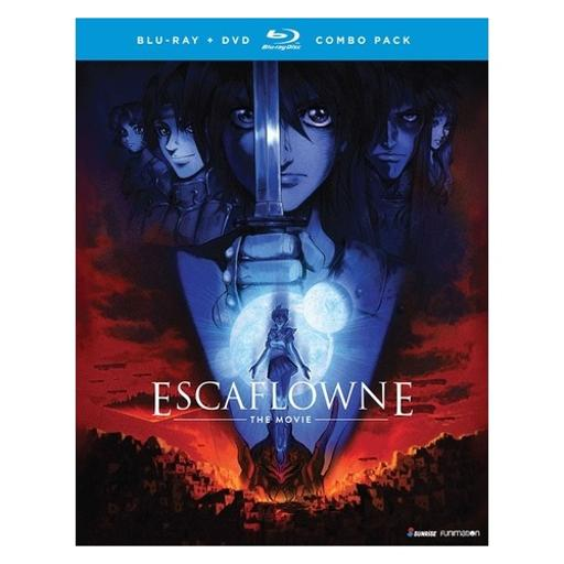 Escaflowne-movie (blu ray/dvd combo) 1432525