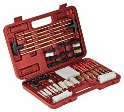 Vista  outers universal 62-piece blow molded gun cleaning kit