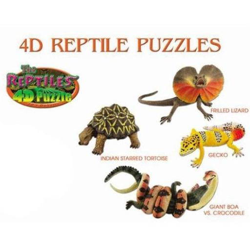 Palmetto Puzzle Works 3G Difficulty Easy Level 3 Gecko Puzzle T117QZ4MFKENW5RQ