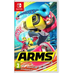 ARMS Nintendo Switch Import Region Free