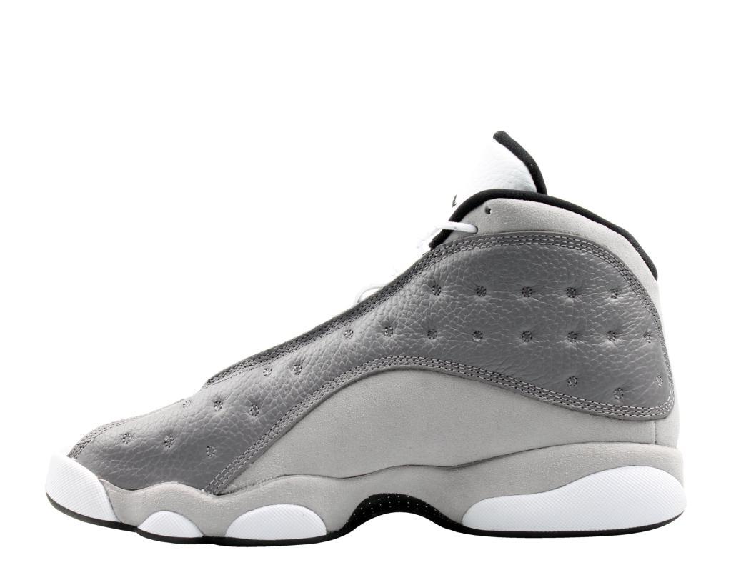 e14855fd35b842 JORDAN Nike Air Jordan 13 Retro Atmosphere Grey Men s Basketball Shoes  414571-016 XIII