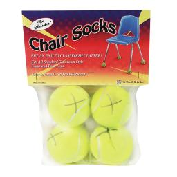 The pencil grip chair socks 4 ct polybag 230