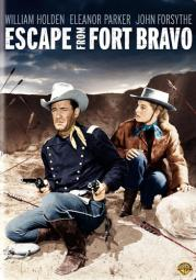 Escape from fort bravo (dvd) D036331D