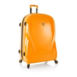 Heys International 15027-0024-30 30 in. xCase 2G Spinner Luggage, Atomic Tangerine
