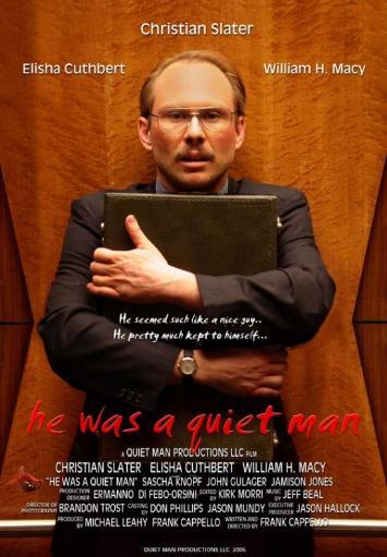 He Was a Quiet Man Movie Poster Print (27 x 40) VQQ9LTZ28OFBPBFL