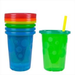 First Years Take & Toss 10 Oz. Straw Cups, Pack - 7