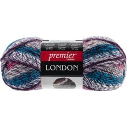London Yarn-Purple Blue 1038-03