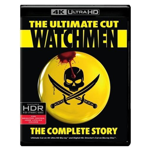 Watchmen-ultimate cut (blu-ray/4k-uhd/3 disc) RIOTESJDE6XOI12O