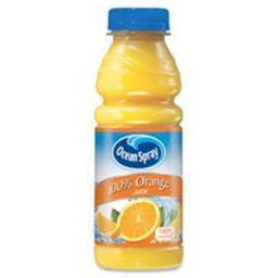Pepsico PEP123367 Ocean Spray Bottled Orange Juice, 12 Per Carton