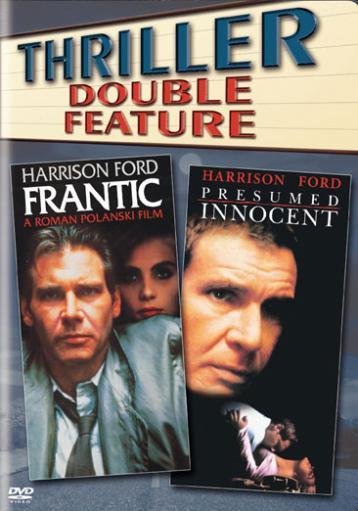 Frantic/presumed innocent (2pk) dvd-nla OJ3KBZ8PS7GKCREJ