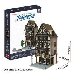 3d-puzzles-cfho4104h-tudor-restaurant-3d-puzzle-44-piece-44983bc4b7fd9e6b