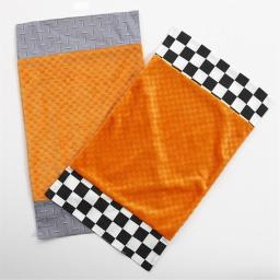 One Grace Place 10-20026 Teyo's Tires Burp Cloth