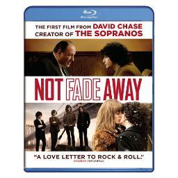 Not fade away (blu-ray/sell-thru version/e-copy/ultraviolet)  nla BR7912934