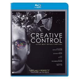 Creative control (blu ray) (5.1 dol dig/2.40/ws) BR47712