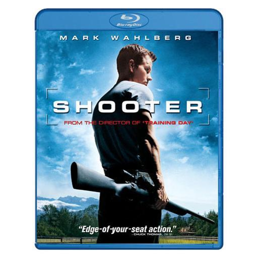 Shooter (blu ray) FDAYBRCUT2DB3BKF