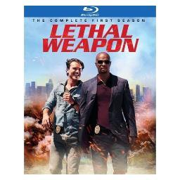 Lethal weapon-complete 1st season (blu-ray/3 disc) BR632299