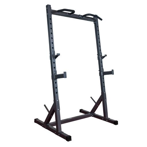 AKONZA Multi Function Squat Rack Gym Weight Lifting Station Power Lifting Stand