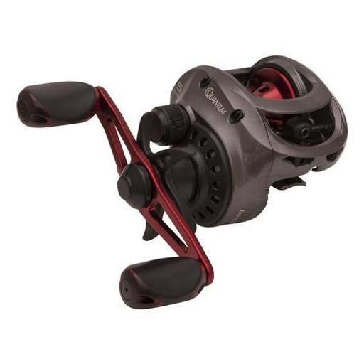 ZEBCO SALES CO. ZEB-PL100SBX3 PULSE 5BB RH 6.6:1 BAIT CAST REEL